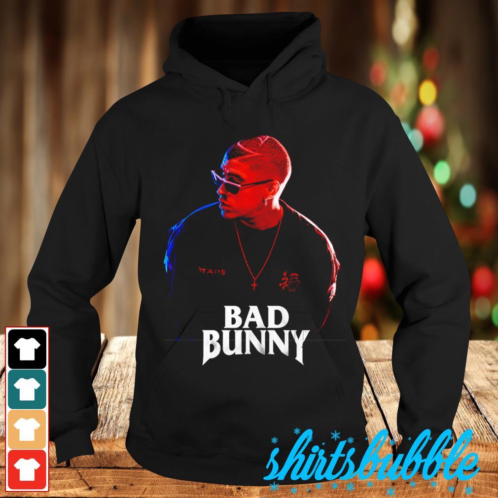 Bad Bunny singer Hoodie