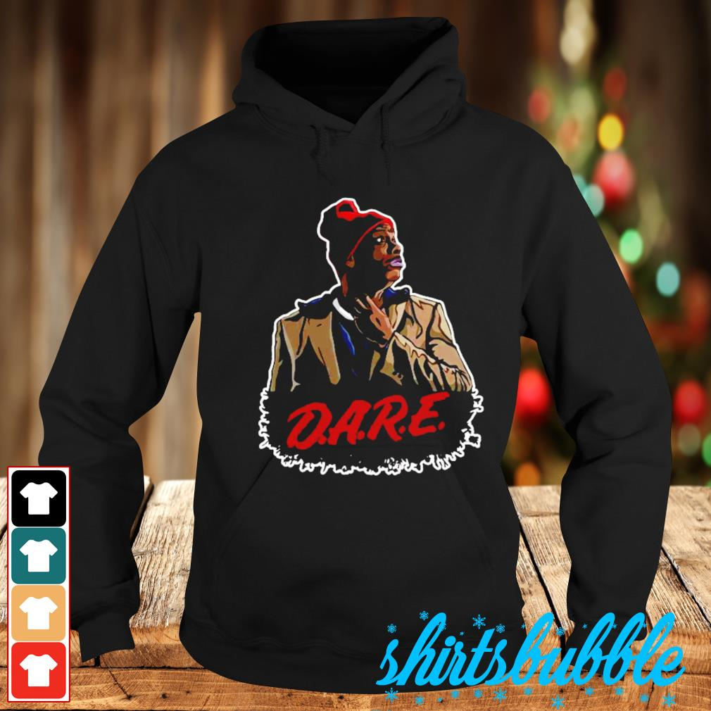 Dave Chappelle's Tyrone Biggums D.A.R.E. Hoodie