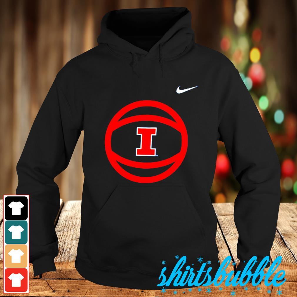 Illinois Fighting Illini Nike logo Hoodie