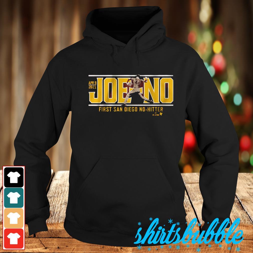 Joe-No first San Diego no-hitter Hoodie