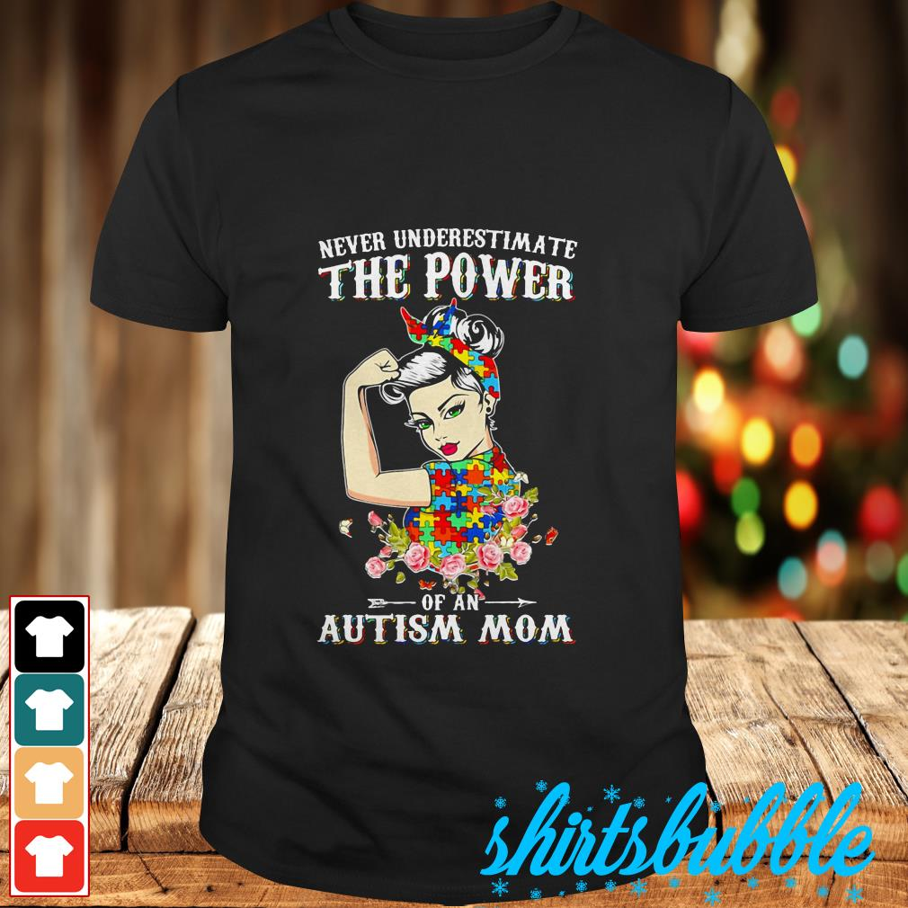 Never Underestimate The Power of Willia Hoodie Black