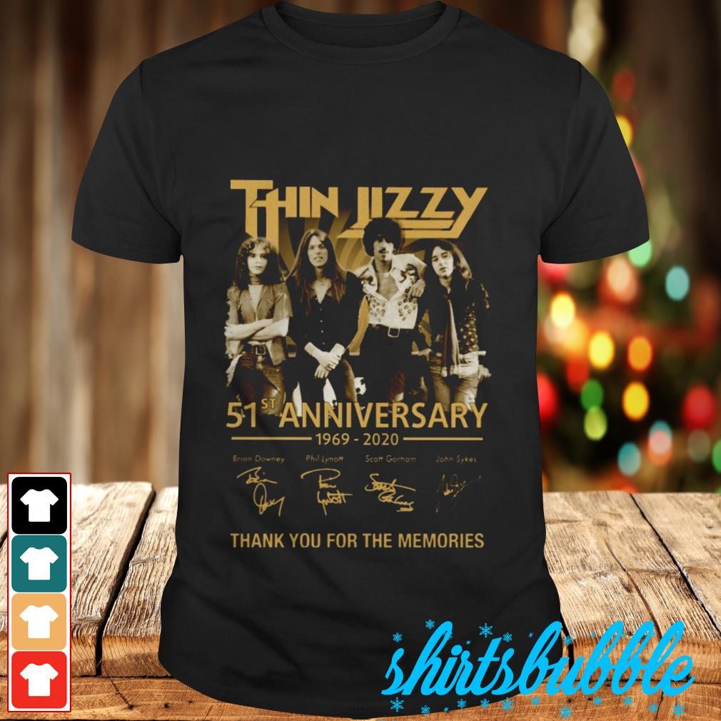 I Still Miss Phil Lynott T-Shirt