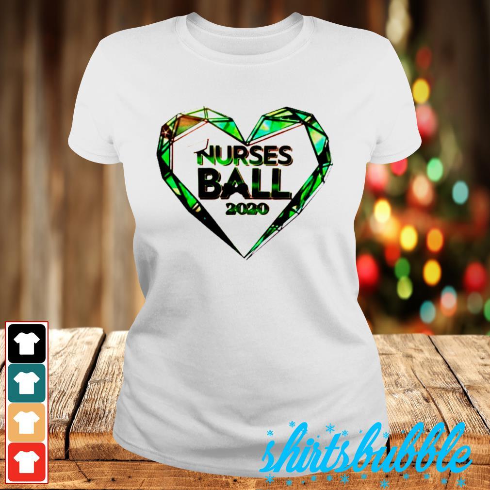 General hospital nurses ball s Ladies-tee