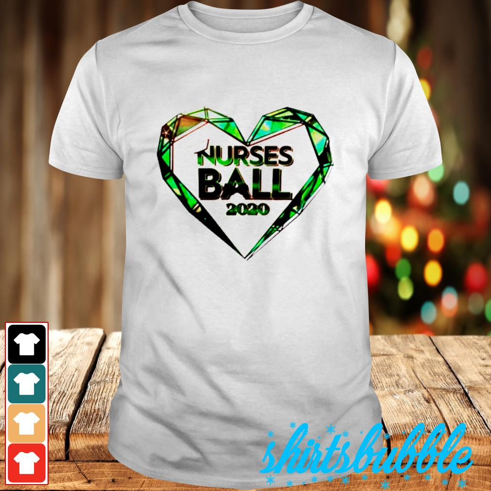 General hospital nurses ball shirt