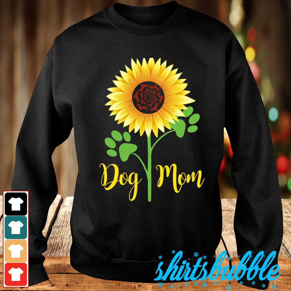 Sunflower dog mom s Sweater