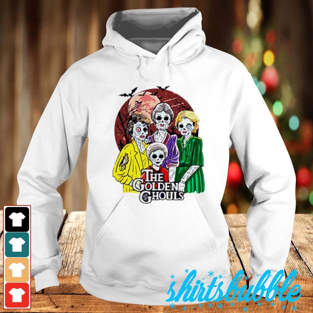 Happy Halloween The Golden Ghouls s Hoodie