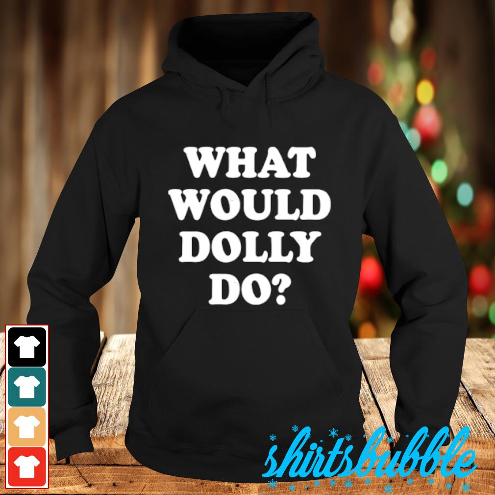 What would Dolly do s Hoodie