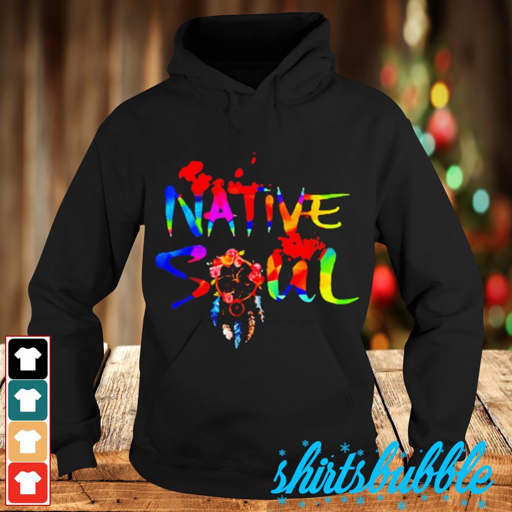 LGBT native soul s Hoodie