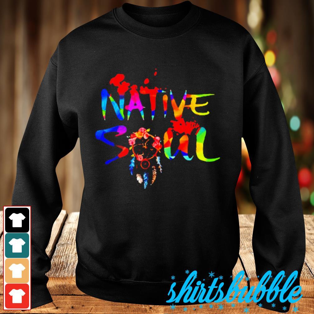 LGBT native soul s Sweater