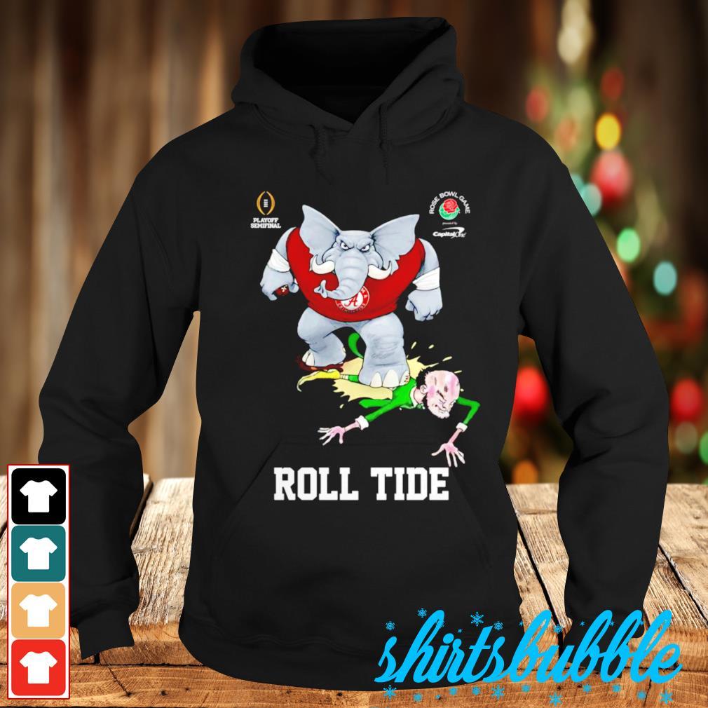 Alabama Crimson Tide Rose Bowl Game Roll Tide s Hoodie