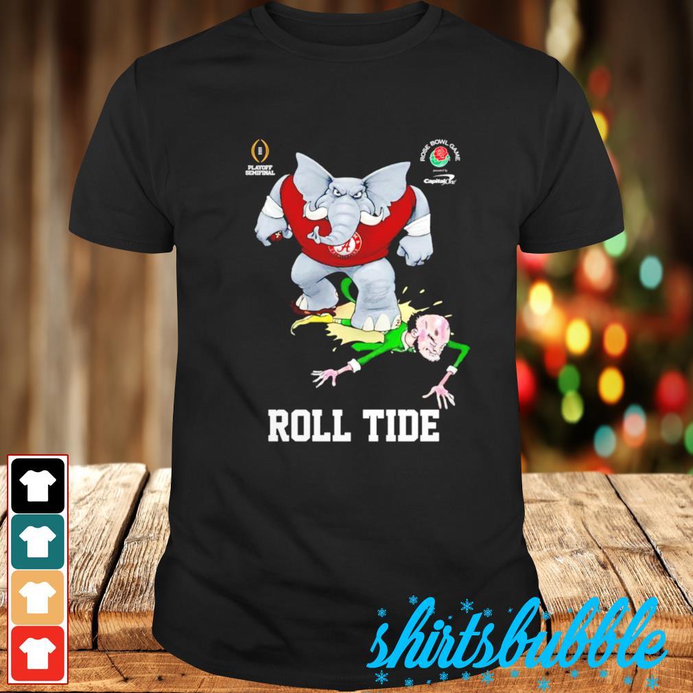 Alabama Crimson Tide Rose Bowl Game Roll Tide shirt