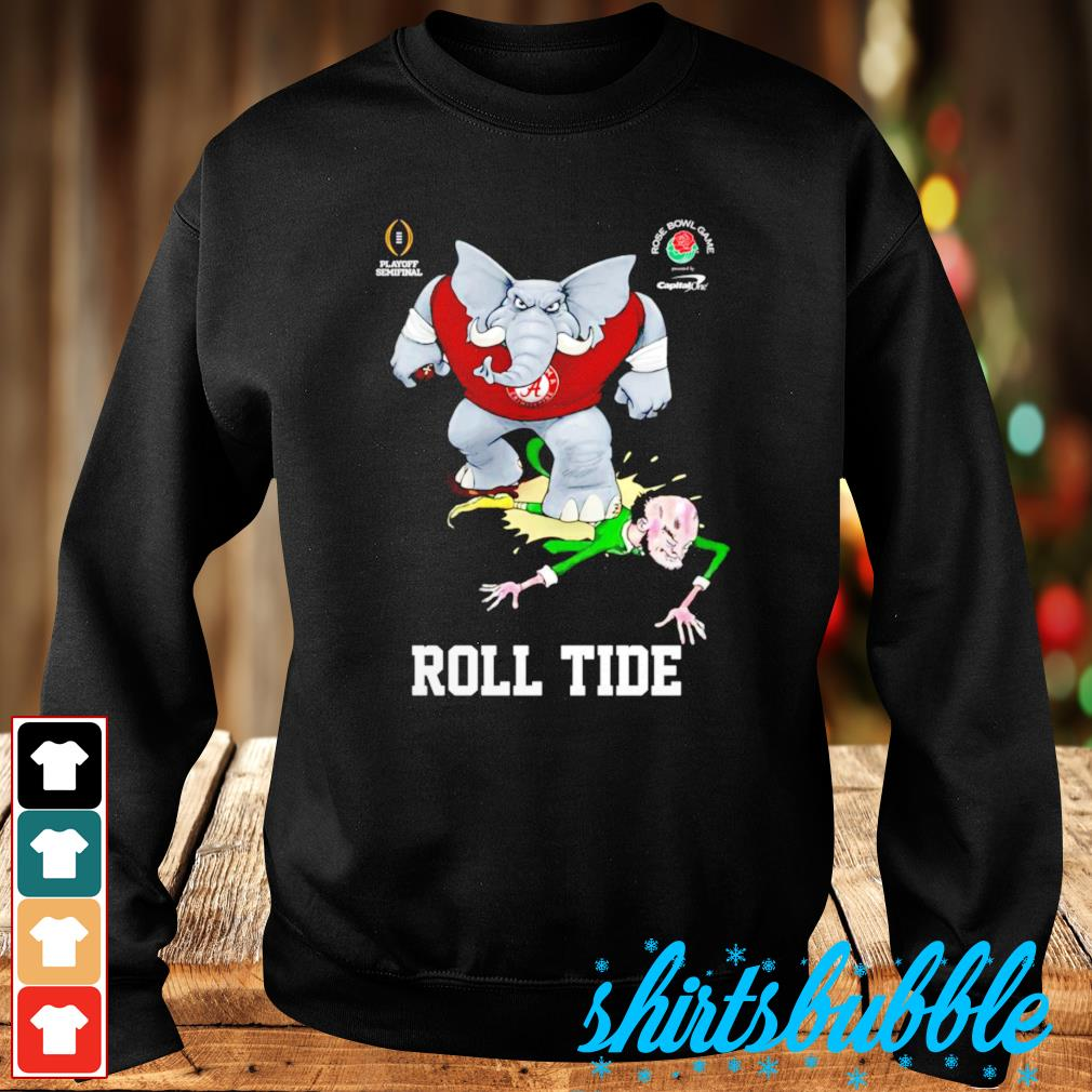 Alabama Crimson Tide Rose Bowl Game Roll Tide s Sweater
